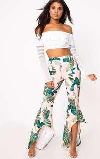 🚚 BN palm tree trousers