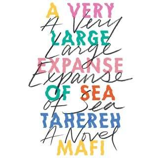 EBOOK: A Very Large Expanse of Sea by Tahereh Mafi