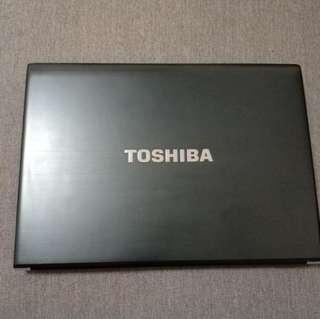 薄型 筆電 正版Win10 TOSHIBA R700 日系 鋁合金 筆記型電腦 NB