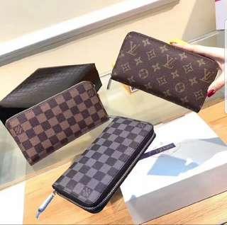 Brand New/Pre-order LV Wallets