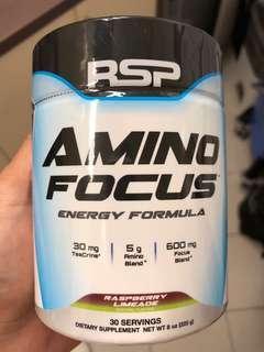 RSP Amino Focus (Raspberry Limeade)