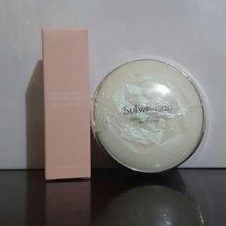 Korean Makeup Bundle - Missha Highlighter and Sulwhasoo Cushion