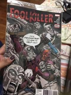 FOOL KILLER #5