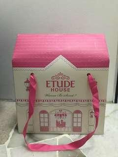 Etude house gift box