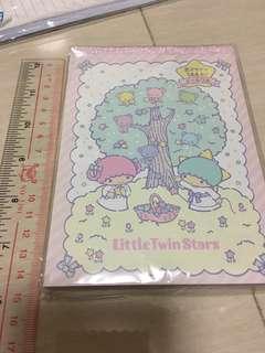 Sanrio TS Twins Stars 簿