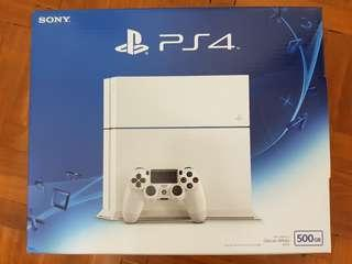 (Reserved) PS4 1206A w 2 controllers
