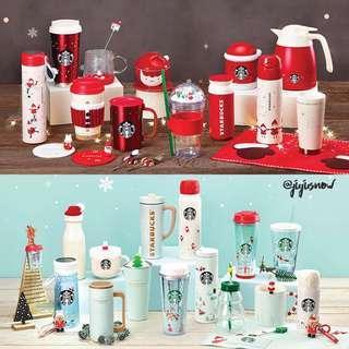 🎄Starbucks Korea Christmas Collection 1