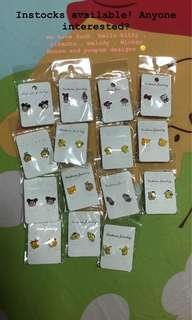 Instock Earrings