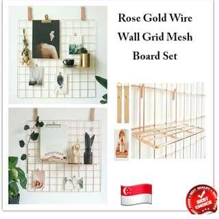 Wire Wall Grid Set