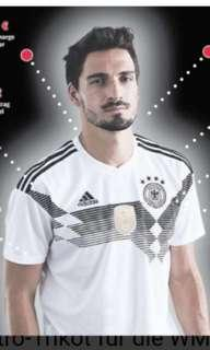 Authentic Germany Adidas world cup 2018 kit soccer jersey