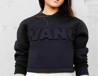 ALEXANDER WANG BLACK NEW WITH TAGS JUMPER SIZE S/AUS 8