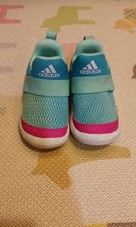 Adidas Limited Edition BABY / Infant RapidaZen Slip On Sneaker