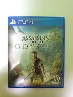 PS4 Assassin's Creed Odyssey R3 (Code Unredeem)