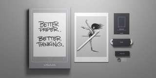 reMarkable - The world's first true paper tablet - Feeling of writing on paper