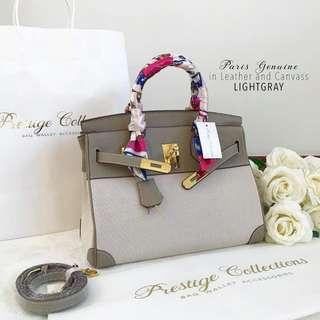 Paris Genuine Leather Handbag