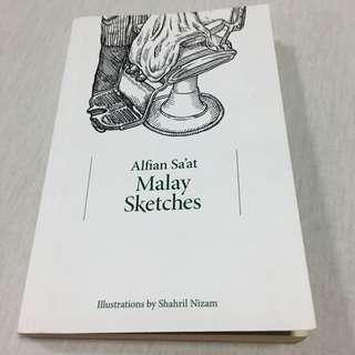 Malay Sketches  by Alfian Sa'at / Shahril Nizam