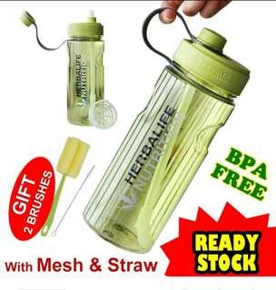 ❇️Herbalife 1L Tumbler Bottle with FREE GIFT #subangjayaswap #ssv8