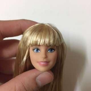 Barbie Black label Head