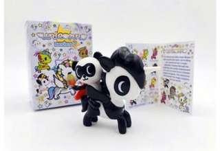 Tokidoki Series 7 - Super Panda & Bambu