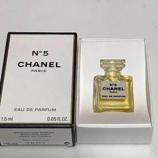 BN LIMITED EDITION Chanel No. 5 EDP 1.5ML