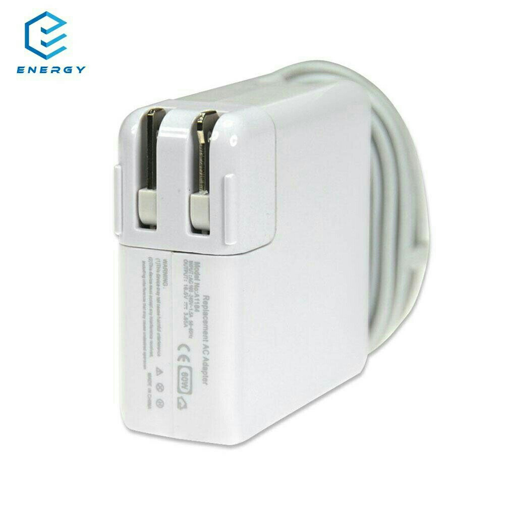 L shaped 60W AC Wall Charger Adapter Cord Apple MacBook Pro