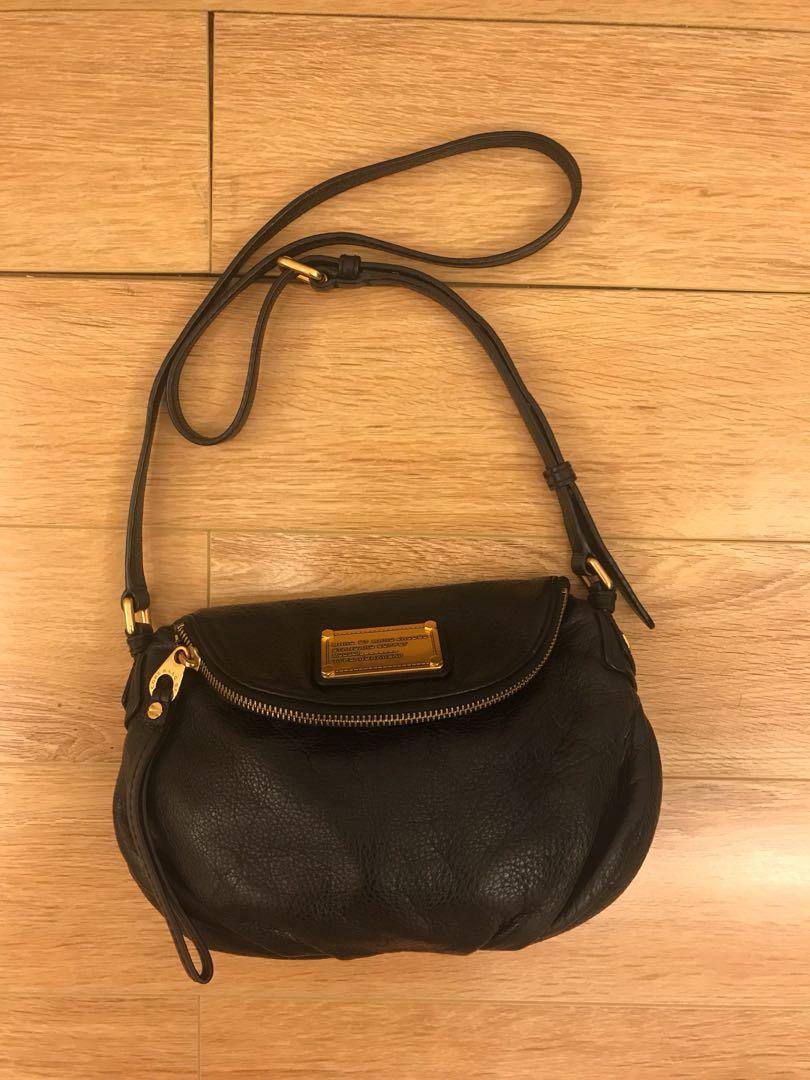 f16745097af4 💯 Authentic Marc Jacob Natasha mini Q sling bag for let go ...