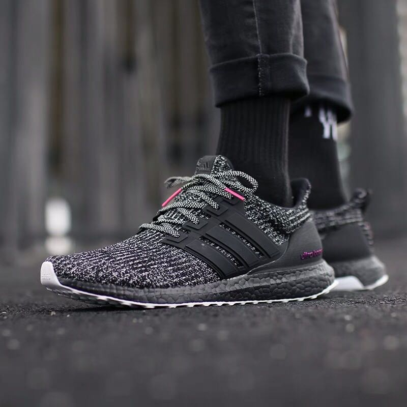 5d634a4bb730a Adidas Ultra Boost 4.0 Breast Cancer Awareness