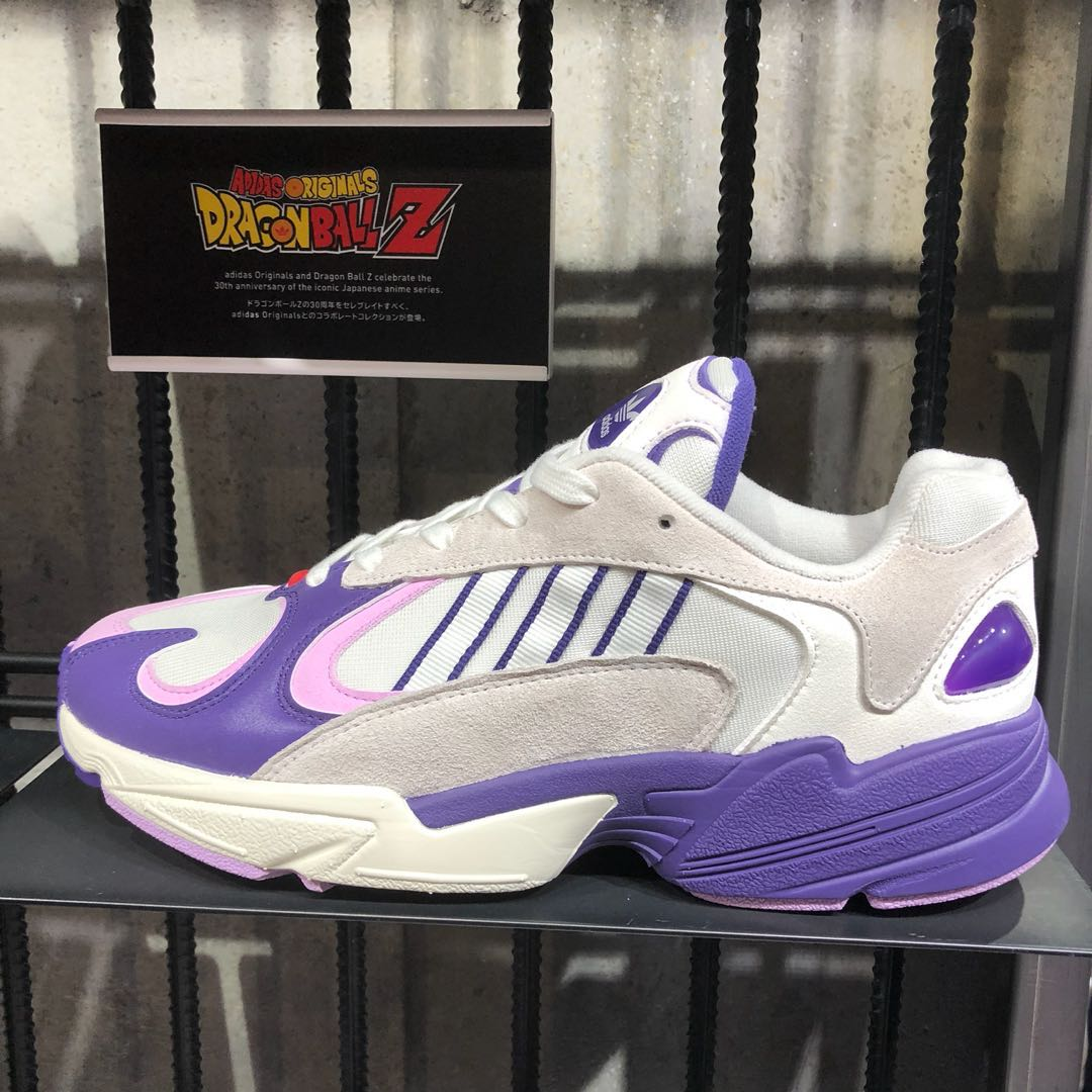 the latest 18961 da83c ADIDAS X DRAGONBALL Z YUNG-1 FRIEZA, Mens Fashion, Footwear