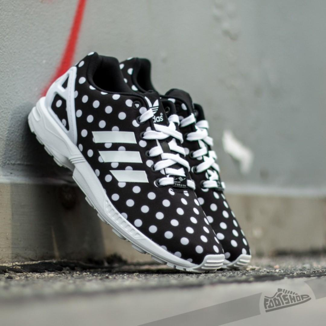 outlet store 987a2 d7be9 Adidas ZX flux womens sneakers size 6, Women's Fashion ...