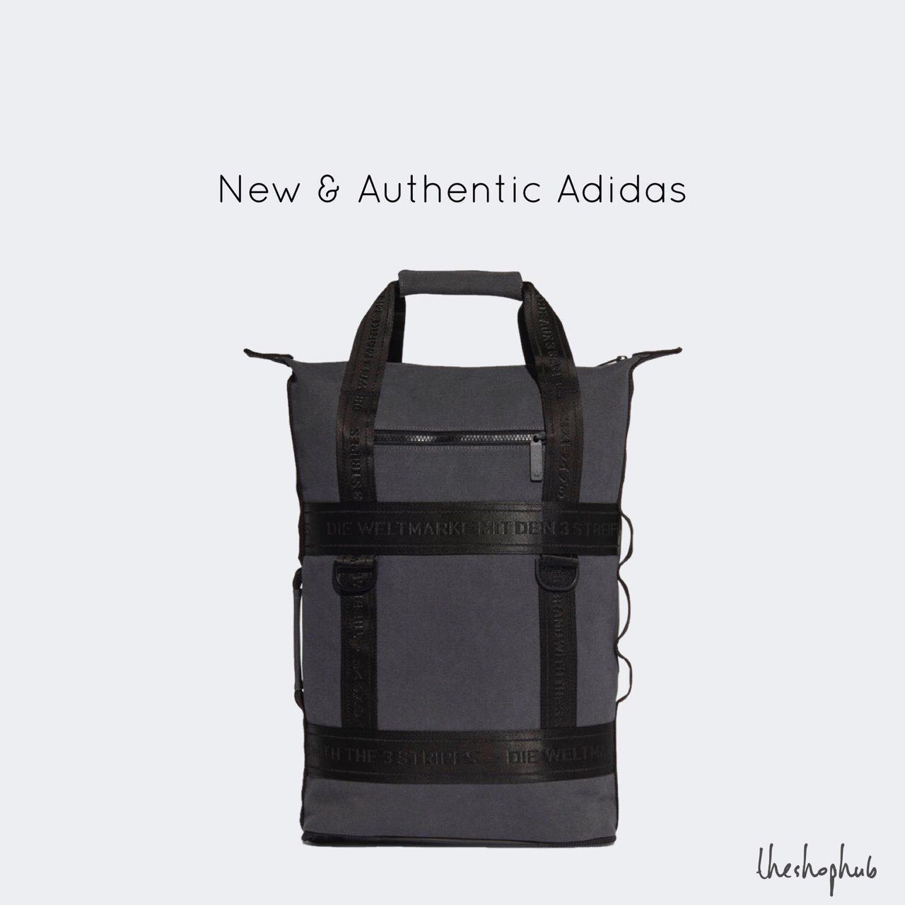 AUTHENTIC  Adidas NMD Backpack- Grey 44b3518337b06