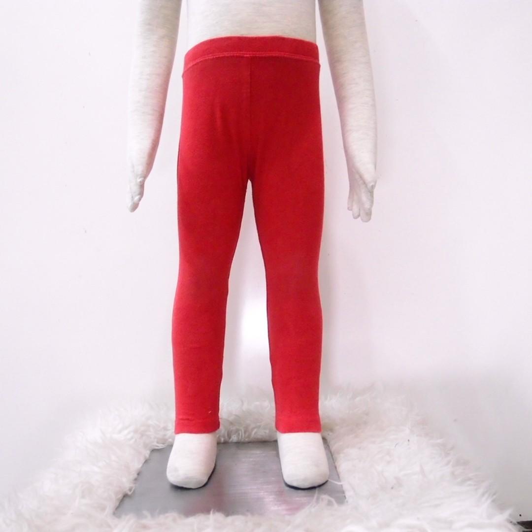 Cu176 Size 95 Old Navy Faded Red Celana Legging Anak Kids Fashion Anak Bayi Anak Baju Anak Perempuan 8 Hingga 12 Tahun Di Carousell