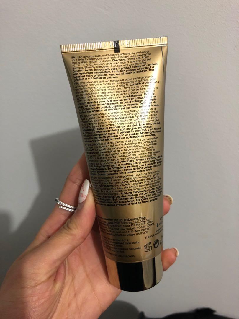 GHD Advanced split end therapy restore and protect 100ml