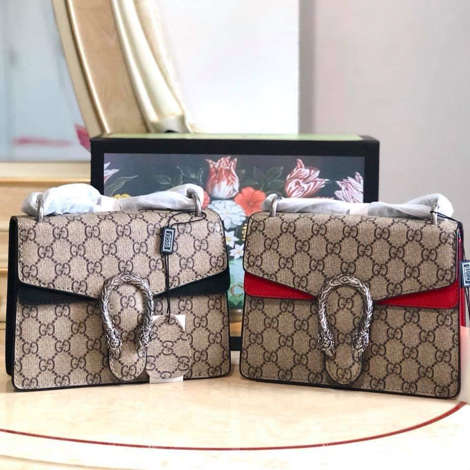 d4f3997cc30 Gucci Dionysus Small Sling Bag Authentic Quality