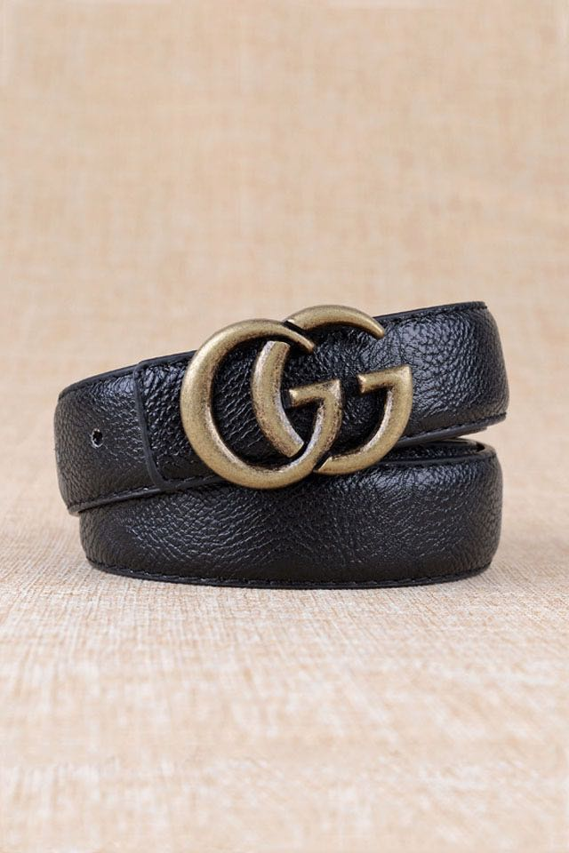 9fc44b734 Gucci inspired belt, Luxury, Accessories, Belts on Carousell