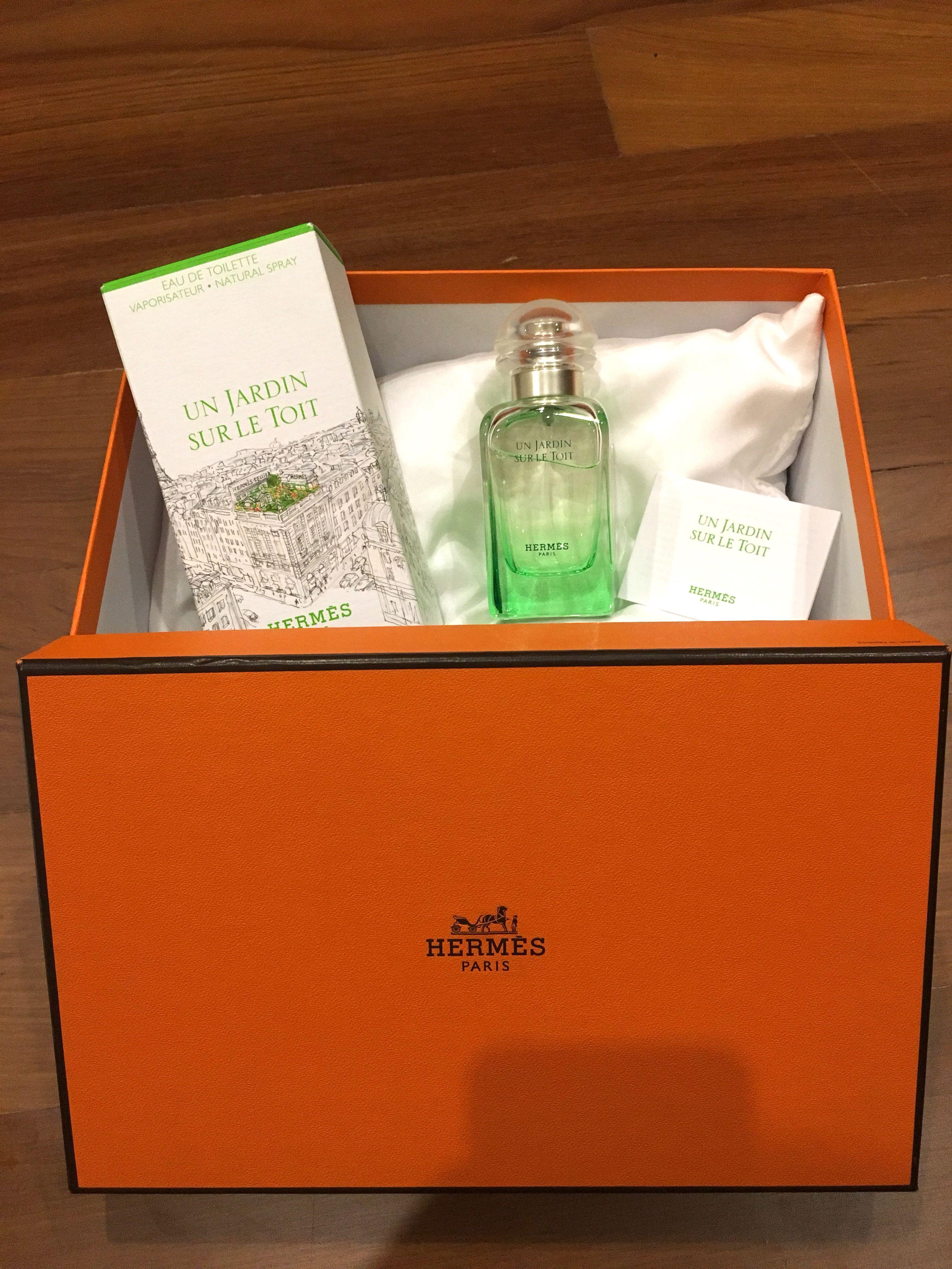 Hermes Perfume Un Jardin Sur Le Toit 50ml Health Beauty Perfumes
