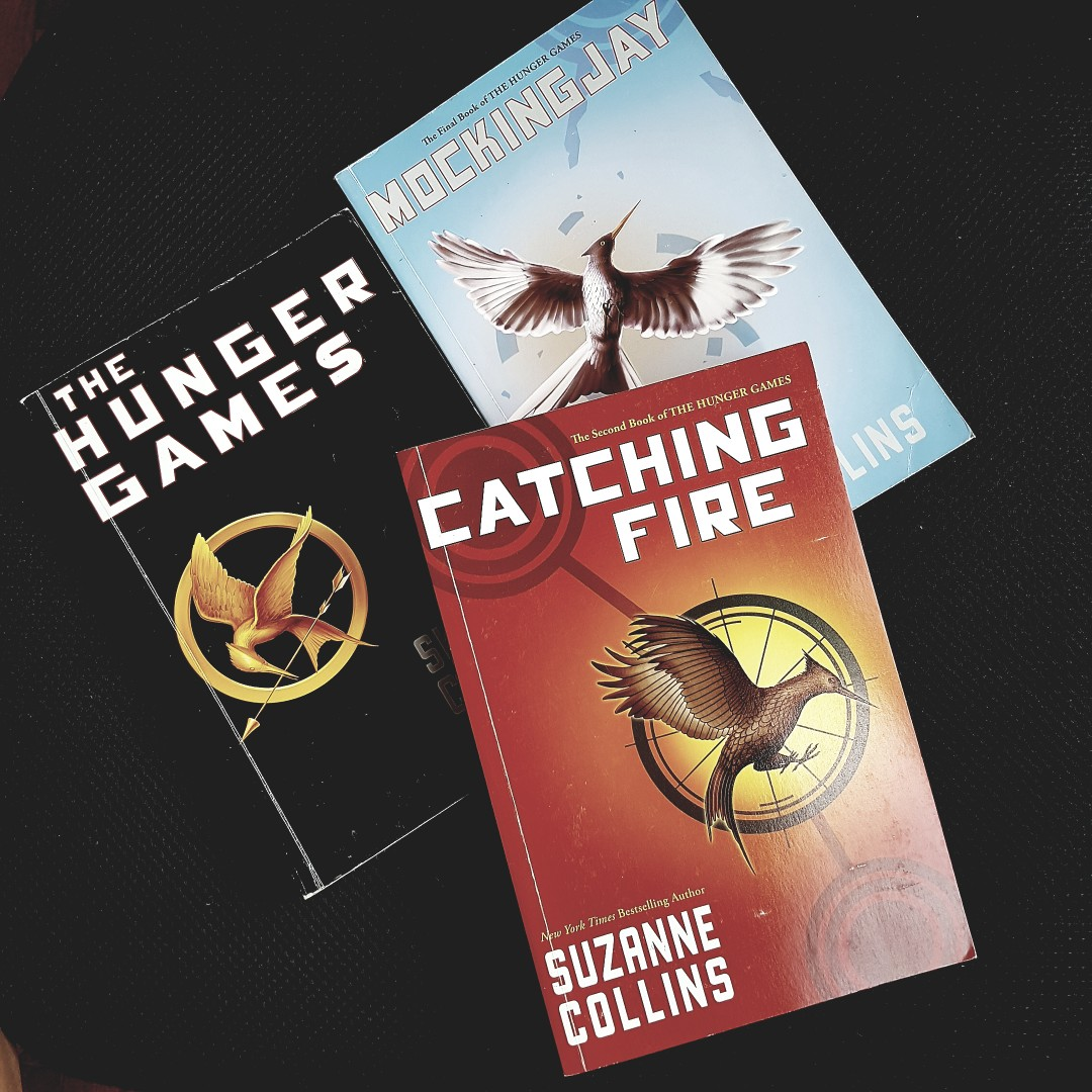 2nd book of hunger games