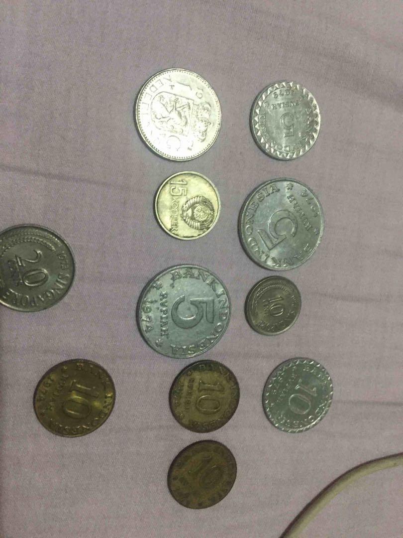 Koin Kuno (bisa utk mahar)