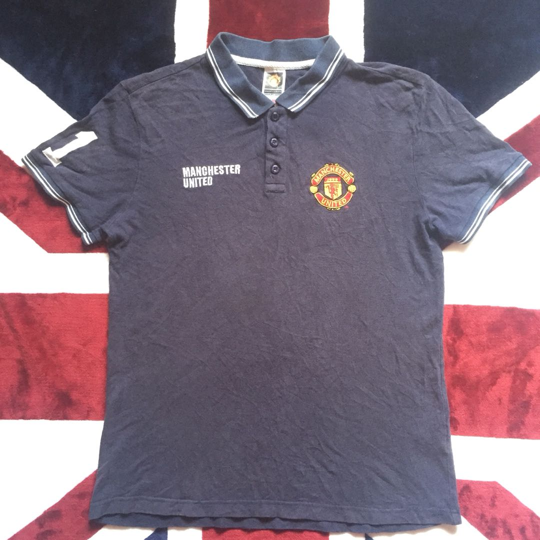 fc448e6c Manchester United Ryan Giggs polo tee, Men's Fashion, Clothes, Tops ...