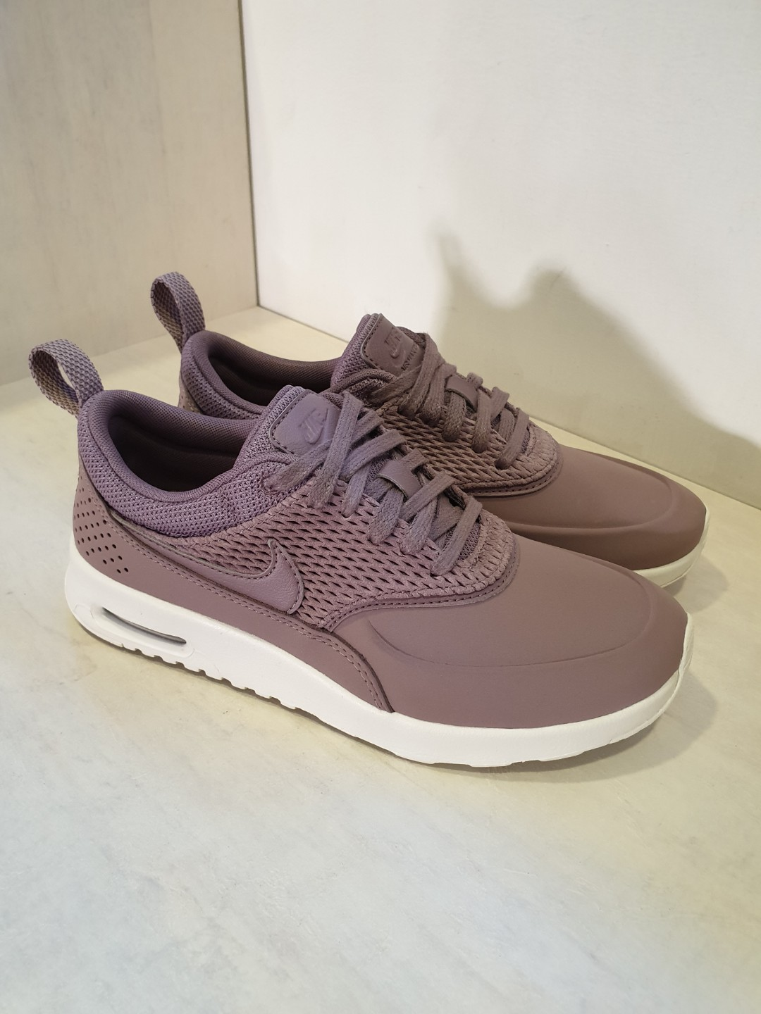 042f7c692e Nike Air Max Thea Premium, Women's Fashion, Shoes, Sneakers on Carousell