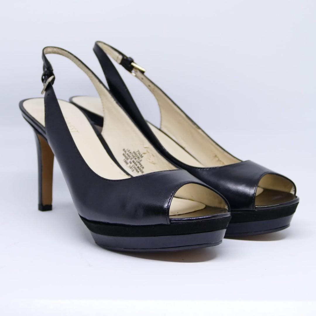 Authentic Nine West platform heels