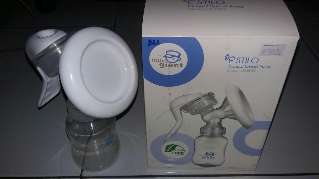 Pompa Asi Manual (Manual breast pump)