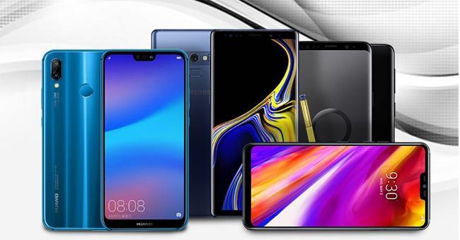 Pre ordered Phones Samsung & Iphone
