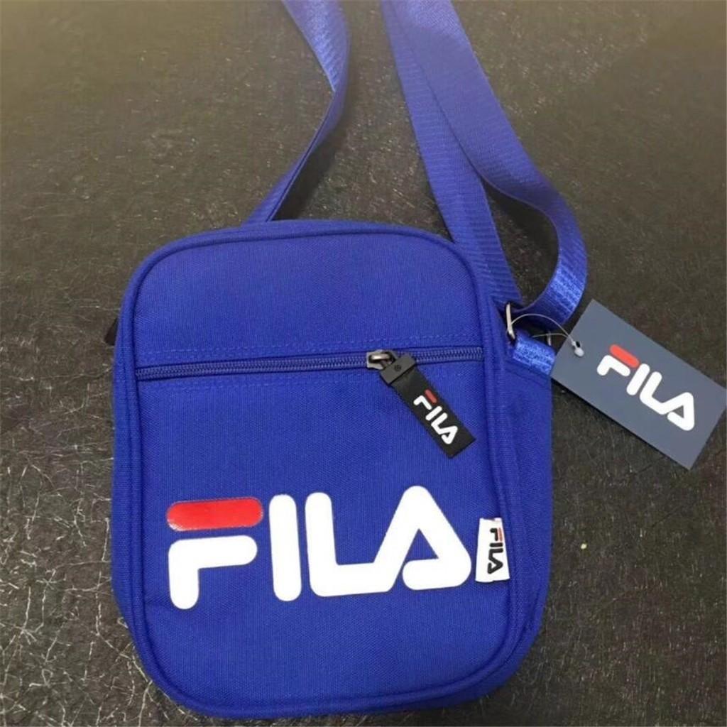 deebeef399 Pre-order] FILA crossbody bag, Men's Fashion, Bags & Wallets, Sling ...