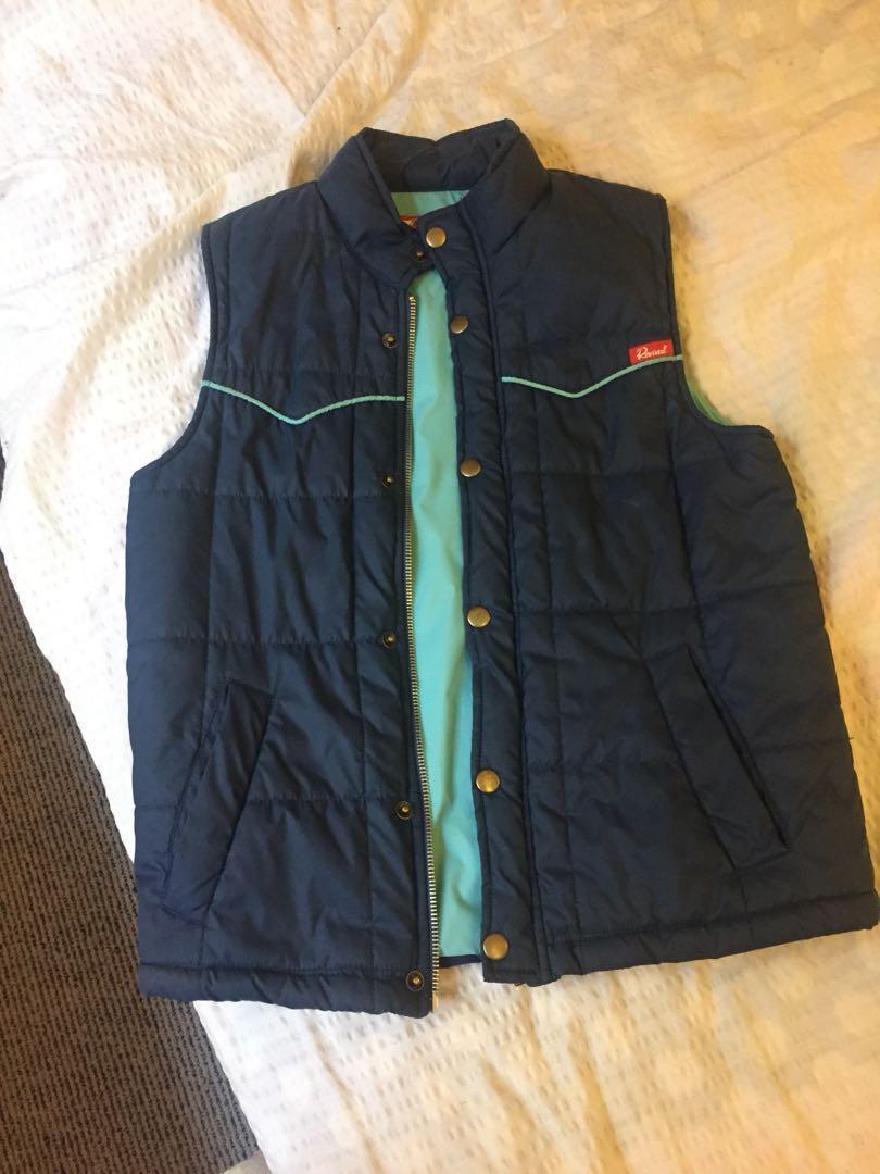 Puffer vest