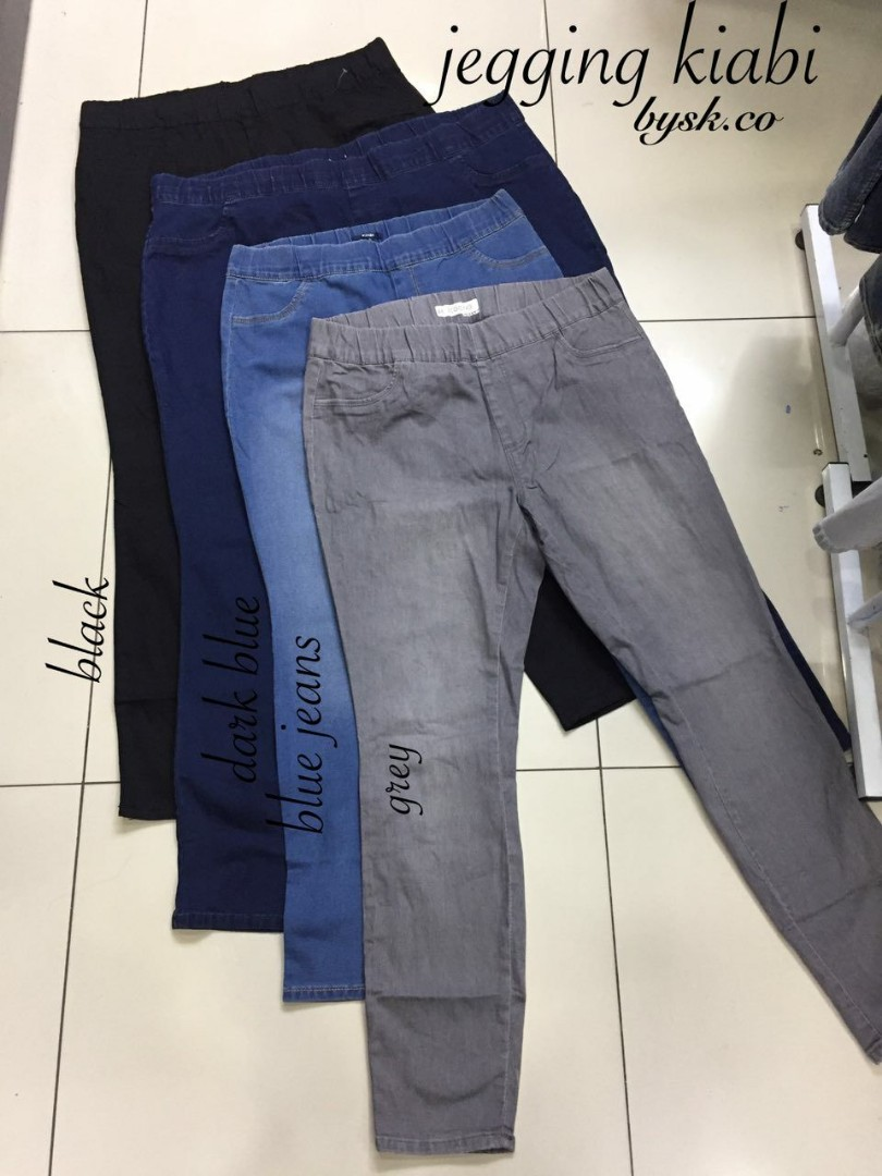 dd95f9e4c0362 Restok Lagi , Jegging Paling Laris , JEGGING KIABI PO $30, Women's Fashion,  Clothes, Pants, Jeans & Shorts on Carousell