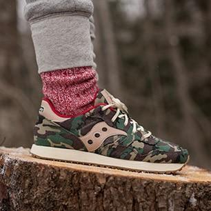 Saucony DXN Trainer Lodge Pack Camo