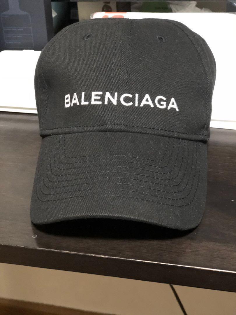 622d22a0 Selling Original Balenciaga Cap @ $450, Men's Fashion, Accessories ...