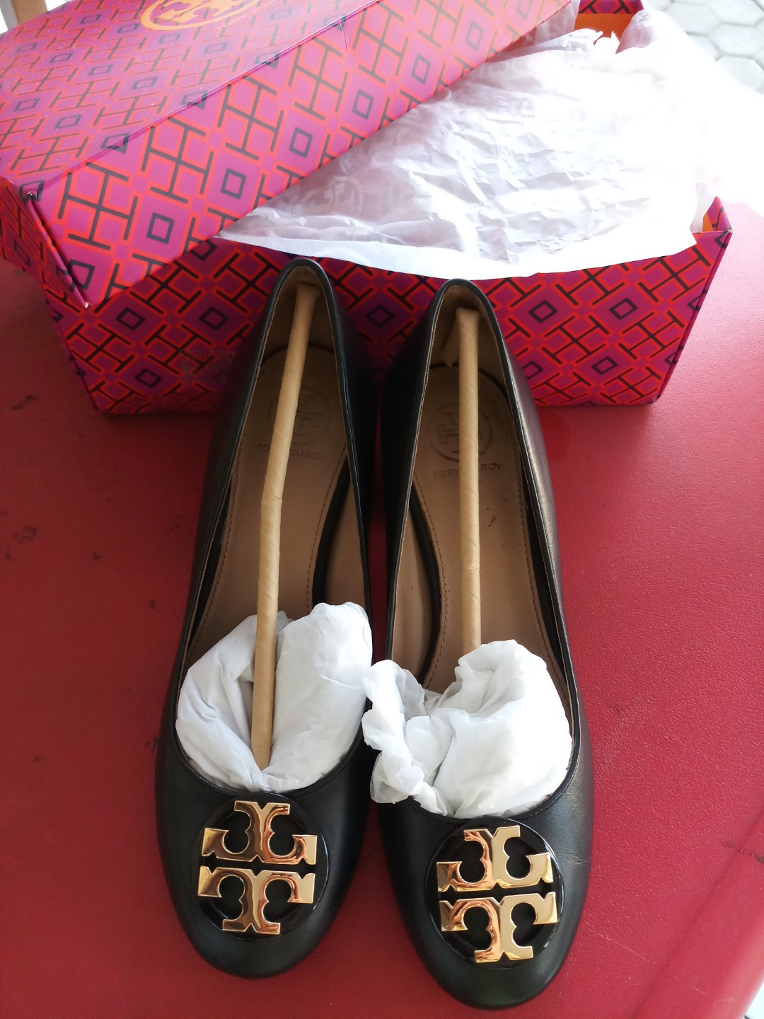 dee75838ae8 SEPATU TORY BURCH AUTHENTIC  ORIGINAL