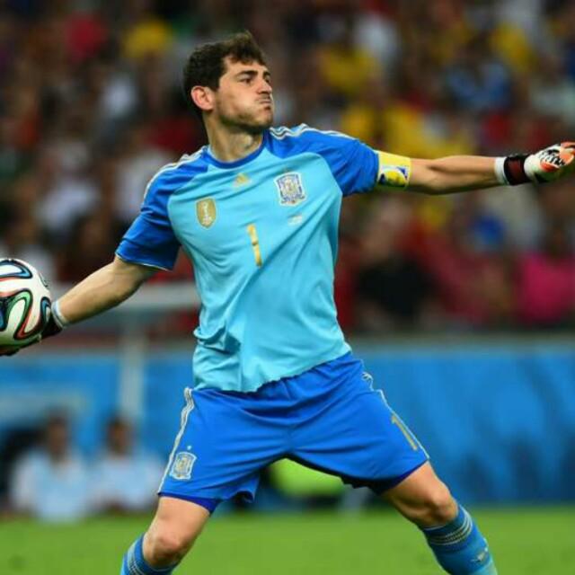 dafd9cd8b Spain Goalkeeper Jersey World Cup 2014
