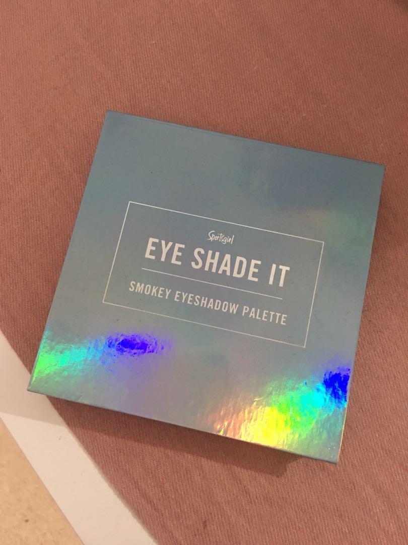 Sportsgirl eyeshadow palette